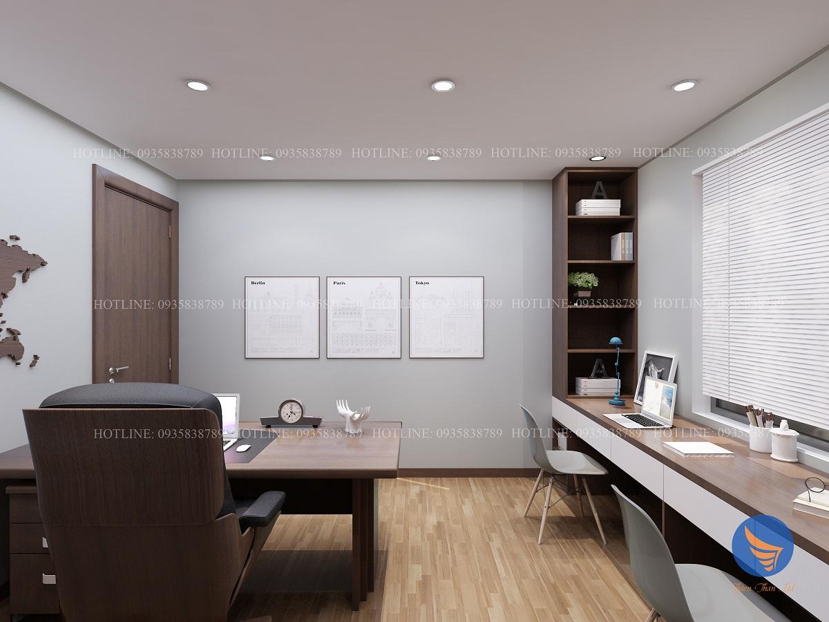 decor phòng làm việc đạt hiệu suất cao trong công việc