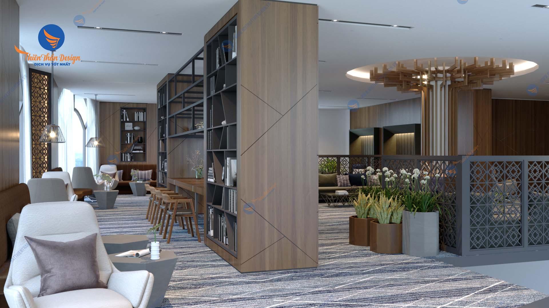 Thiết kế quán cà phê diện tích nhỏ không khó với 8 tips siêu hay