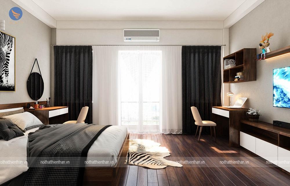 những mẫu trang trí phòng ngủ đẹp