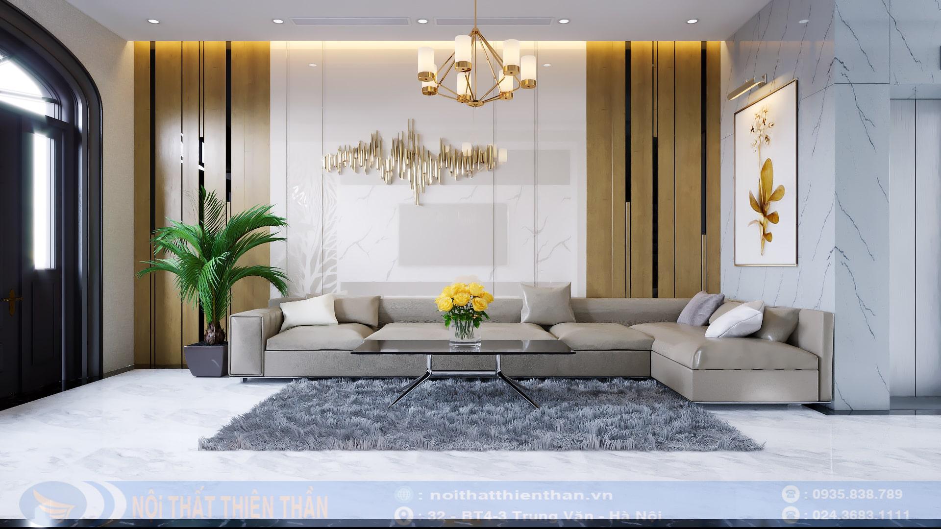 nội thất nhà phố đơn giản