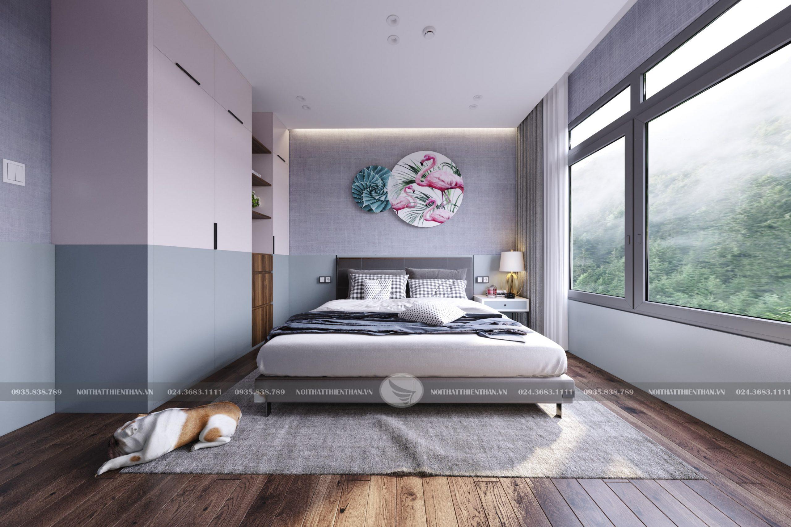 những căn phòng ngủ đẹp