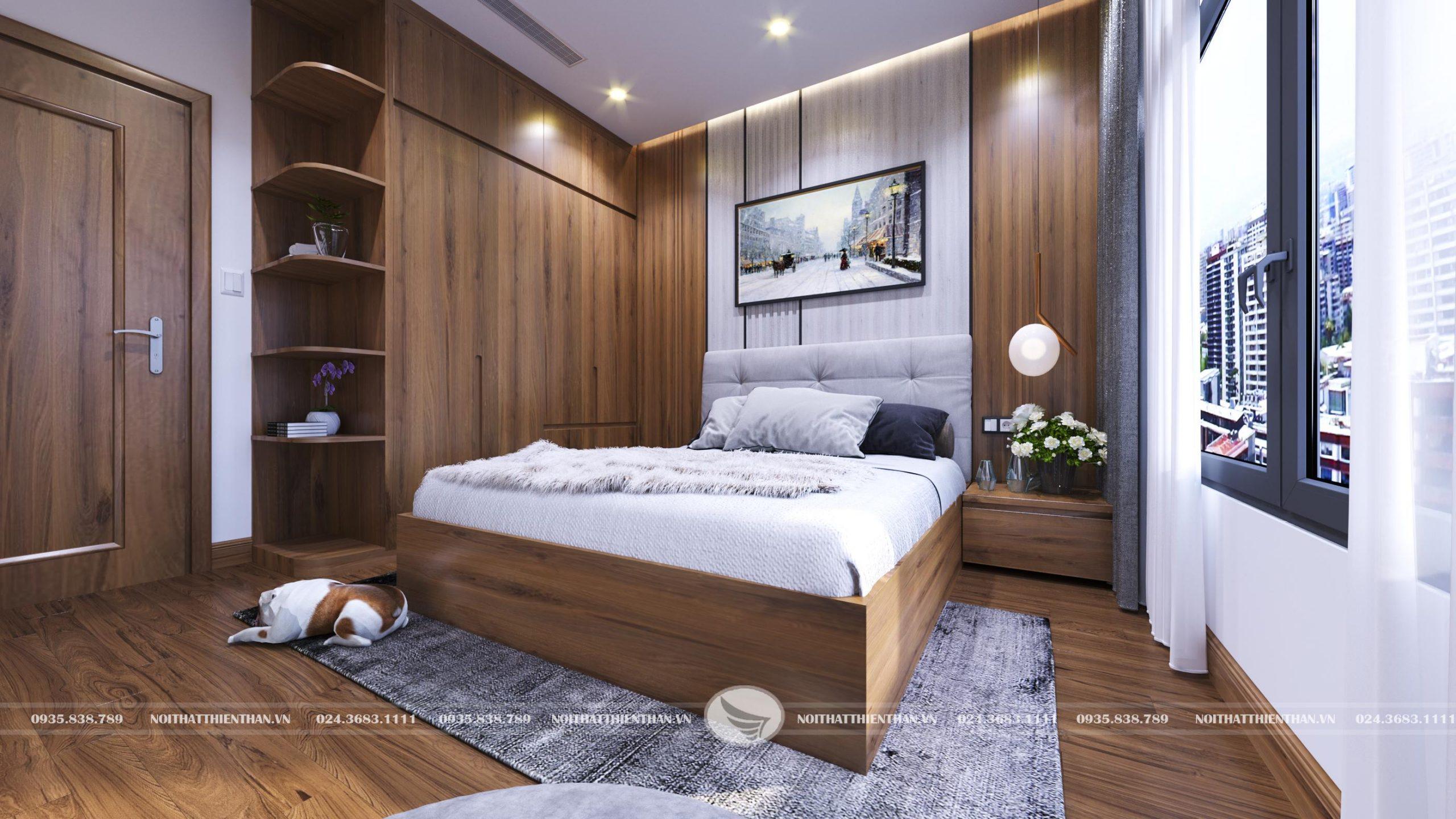 phòng ngủ đẹp cho vợ chồng