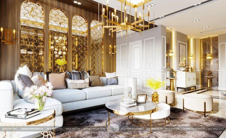 nội thất chung cư hiện đại đẹp sang trọng