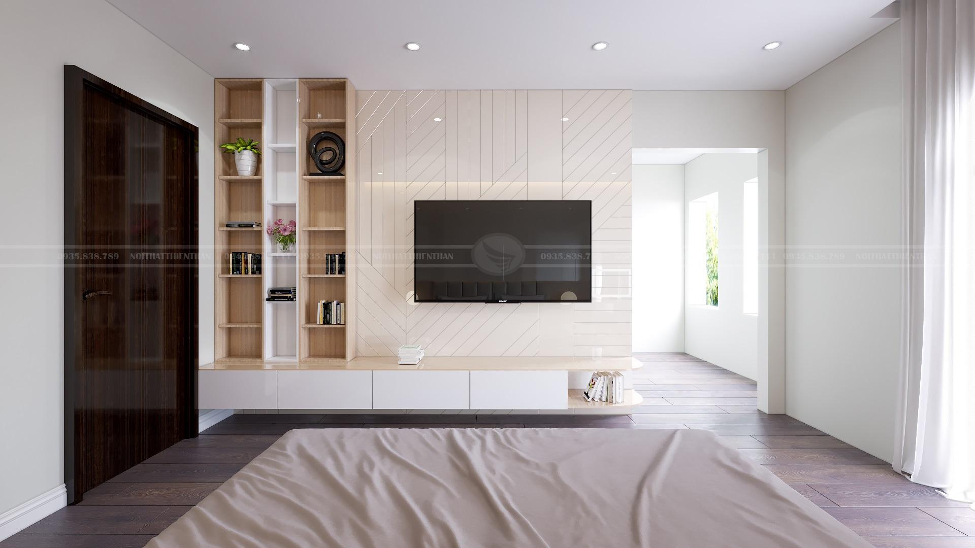 trang trí phòng ngủ đẹp hiện đại