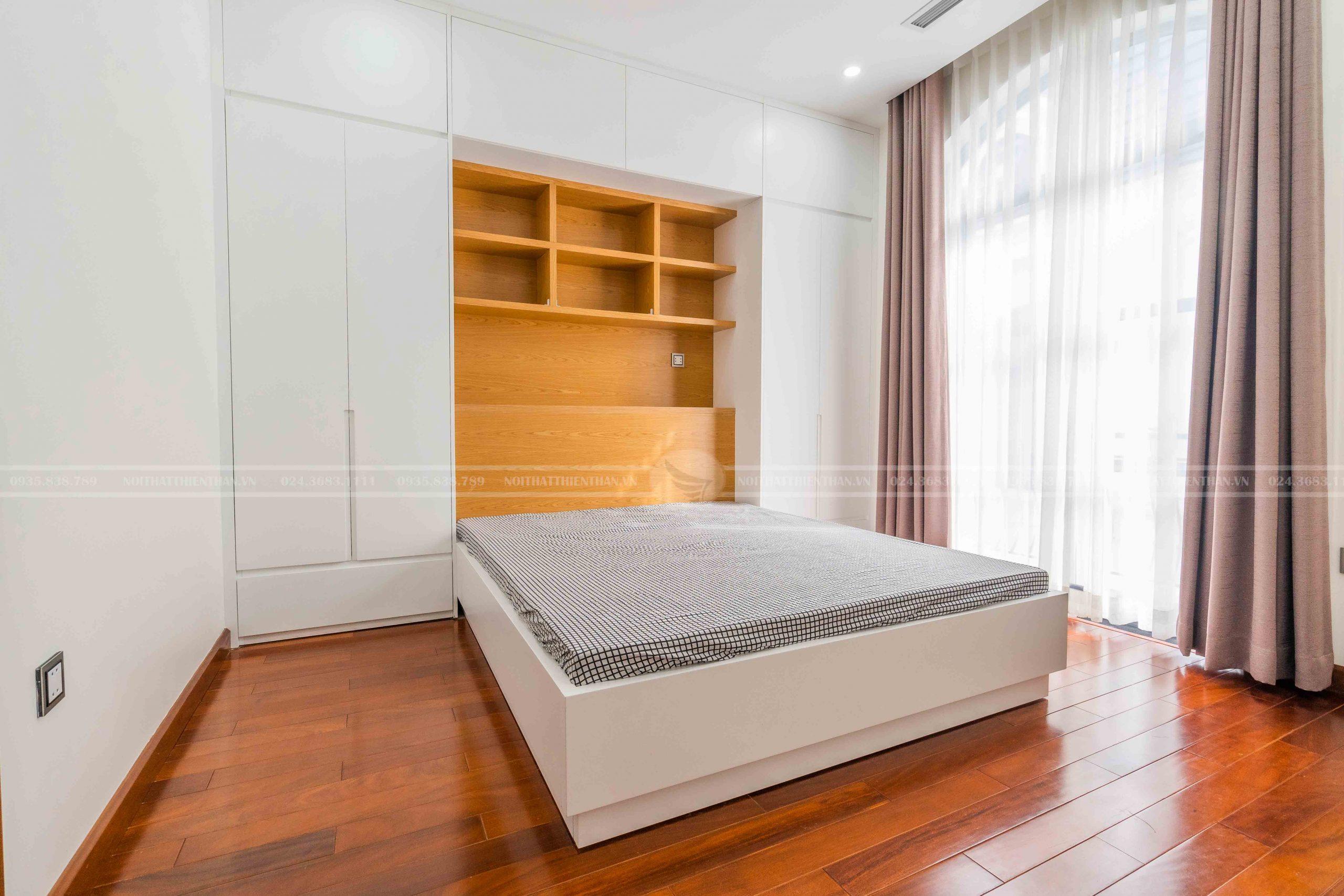 nội thất phòng ngủ phong cách hiện đại