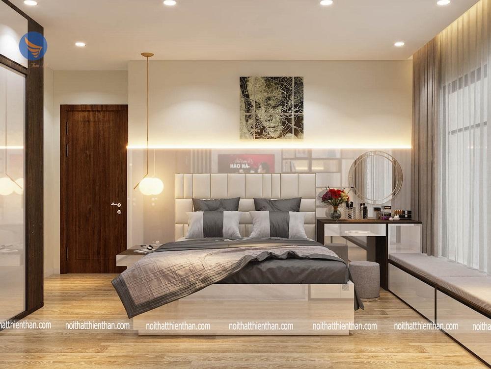 phòng ngủ sang trọng dành cho vợ chồng
