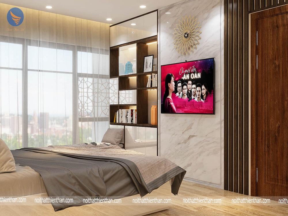 phòng ngủ master ấn tượng đẹp lạ
