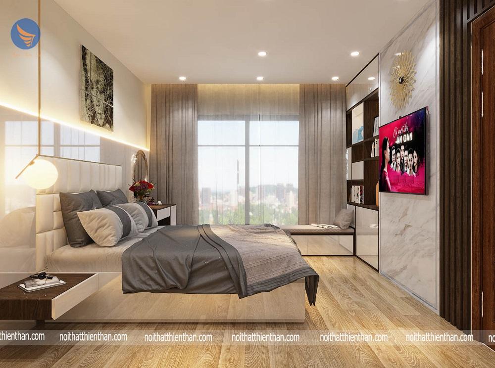mẫu trang trí phòng ngủ đẹp xuất sắc