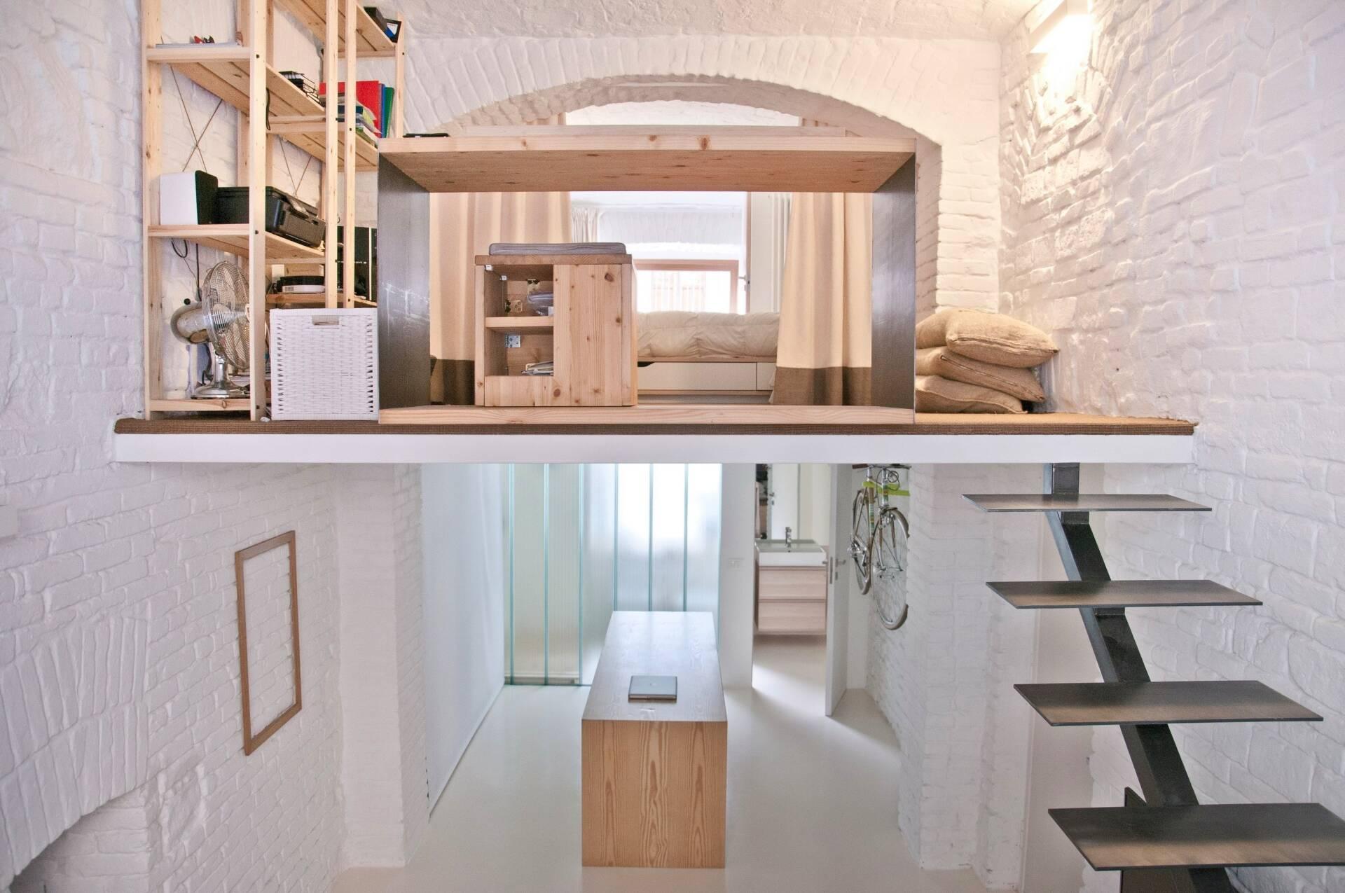 thiết kế nội thất nhà ống 5m
