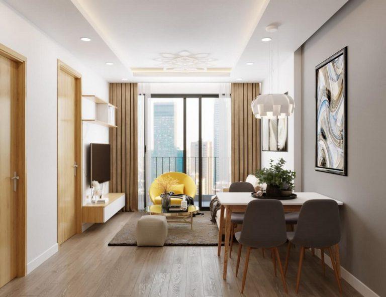thiết kế thi công chung cư