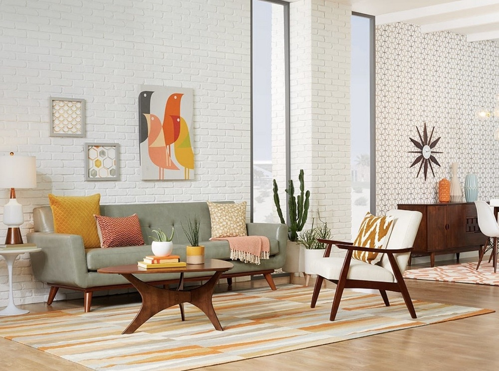 trang trí phòng khách nhà cấp 4 đơn giản