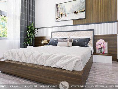 Xu hướng trang trí nội thất căn hộ 3 phòng ngủ